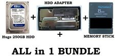 NEW IDE HDD Hard Disk Adapter for SONY PS2 Playstation 2 Bundle 250GB HDD SATA