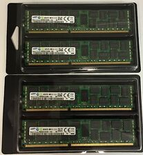 SAMSUNG MEMORY 64GB (4X 16GB) DDR3-1333 PC3-10600 for APPLE MAC PRO 5,1 Westmere