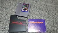 Nintendo NES Spiel Little Nemo-The Dream Master+ Hülle+ Anleitung PAL Modul RAR