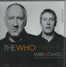 THE WHO Wire & Glass 6 TRACK CD NEW - NOT SEALED