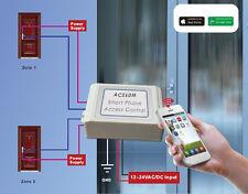 Zugangssystem Smartphone wifi WLAN Zutrittskontrolle Türöffner Funktion