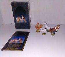 Roman Fontanini Depose 5� Nativity Collection Bethlehem Birds Box & Story Italy