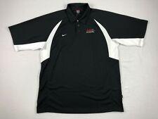 Nike MB2 Motorsports - Black/White Poly Short Sleeve Shirt (XL) - Used