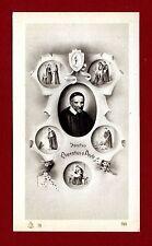 SANTINO SAN VINCENZO DE PAOLI  IMAGE PIEUSE - HOLY CARD-  Heiligenbild