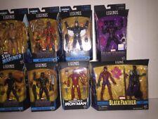 COMPLETE Marvel Legends Entire Black Panther Wave + TRU & Walmart Exclusives