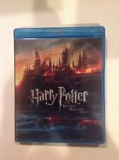 Harry Potter and the Deathly Hallows Part 2 Exclusive (4-Disc Blu-ray)Authentic
