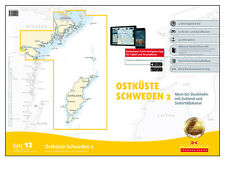 DK Satz 12, Ostsee - Ostküste Schweden 2, Gotland / Stockholm # PC Android Apple