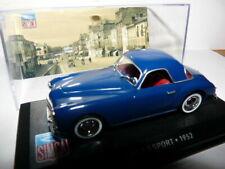 SIM24F voiture altaya IXO 1/43 SIMCA : SIMCA 8 SPORT1952