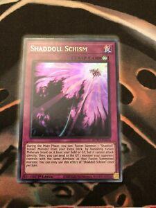 Yu-gi-oh! TCG Shaddoll Schism ROTD-EN076 Ultra Rare 1st ED Near Mint