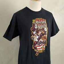 VTG 1999 ~ Erosty Pop T Shirt ~ Rockin Jelly Fish ~ Barba Rockets ~ Saphire ~ L