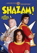 Shazam Complete Live-Action Series Collection DVD Set Season Episode Lot TV Show