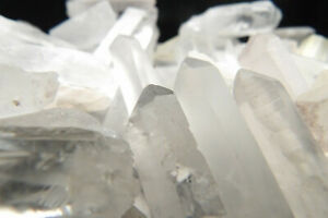 Madagascar Clear Seed Quartz,Small Crystal Wands,7-10 points Multi 20g Pack MSW