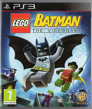 PS3: LEGO BATMAN THE VIDEOGAME- COME DA FOTO