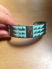 Dream Collective Kathryn Bentley Waves Cuff Enamel Brass Bracelet Anthropologie