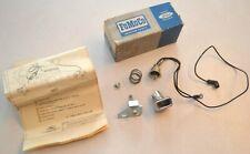 1959-1964 Ford Galaxie Interior Dash Parking Brake Warning Light Lamp Kit, 1963
