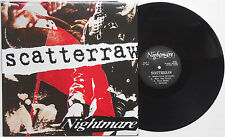 Nightmare - Scatterraw LP Lip Cream GISM Warhead Death Side Osaka Japan Hardcore