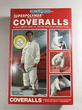 Superpolymer Coveralls Outfit • Extra Large• Micro Particle Protection • Osfa •
