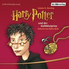 Hörbücher und Hörspiele auf Englisch mit Harry Potter Ungekürzte