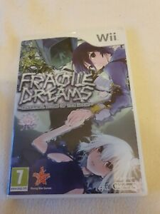 Fragile Dreams - Rare Wii Game In Excellent Condition