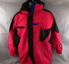 Helly Hansen Equipe Winter Coat XS Ski Jacket Pink Waterproof Snow Helly-Tech
