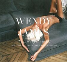 WENDY JAMES - THE PRICE OF THE TICKET  CD NEU