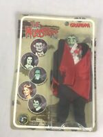 """The Munsters Grandpa Munster 8"""" Action Figure Classic TV Toys"""