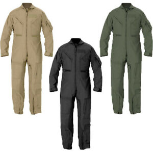 Propper CWU 27/P Flame Resistant NOMEX Military Coveralls Flight Suit