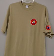 Union 76 Minute Man Service 1950's Logo Embroidered T-Shirt S-6XL, LT-4XLT New