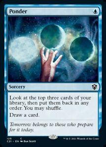 MTG Commander 2021 C21 Common Cards Magic the Gathering
