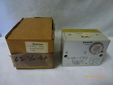 Sauter Controls XTP 2 F001 Delaying Relay 8 493 401/001 1608 New
