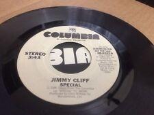 "JIMMY CLIFF SPECIAL PROMO  45 RPM VINYL 7"" *"