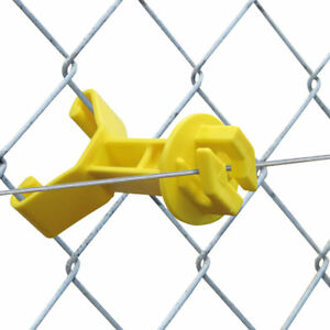 Patriot - Chain Link Insulator - Yellow
