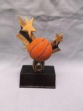 Basketball star full color resin award by Pdu