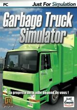 GARBAGE TRUCK SIMULATOR           --- JEU NEUF POUR PC