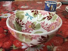 Emma Bridgewater John Lewis Water Lily French Bowl NEW No 1