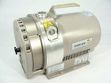 Varian SH-100 Single-Sided Dry Scroll Vacuum Pump SEM / Turbo Roughing As-Is #2