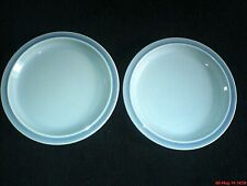 HORNSEY POTTERY TAPESTRY Blue 6 ⅝ inch Plates x 2 (4 available)