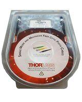 Thorlabs M68L02 25 µm 2M SMA-SMA Fiber Patch Cable