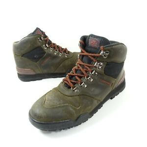 Vintage 1994 Merrell Adirondack Lave Mid Leather Hiking Boots Size 9.5