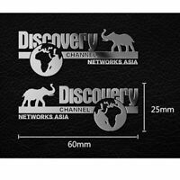 Badge Logo Discovery Metal Sticker for Land Rover TRAXXAS TRX4 Car Defender HYA