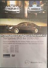 2014 Mercedes Benz V.13.0 COMAND GPS Navigation Map Update DVD Disc BQ 6 46 0315