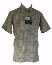 Country Classics Short Sleeve Check Shirts Checkered Checked Sleeved Style