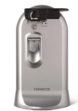 Kenwood Kitchen 3-in-1, Can Opener, Knife Sharpener, Bottle Opener, 40 W, Silver