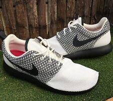 Men's Nike Roshe Run Dark Ash Sail White Black Force shoes US 10 UK 9 EUR44 28cm