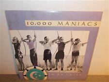 * 10,000 Maniacs . In My Tribe . Insert / Lyrics . LP