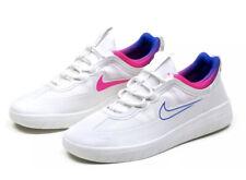 Nike SB Nyjah Free 2 Summit White/Racer Blue/Pink Blast CU9220-100 Men SZ 9.5