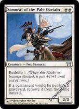 1 FOIL Samurai of the Pale Curtain - White Champions of Kamigawa Mtg Magic Uncom