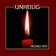 "UNHEILIG ""FROHES FEST"" CD RE-RELEASE NEU"