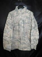 US Air Force Tiger Stripe APECS M Coat Parka All Purpose Environmental Camo Med