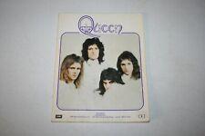 Queen : Original 1974 Queen + Queen Ii Albums Emi Vintage Music Song Book